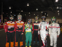 D1GP Drivers Battle it Out at K1 Speed Anaheim