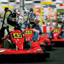 CIRKL California Indoor Racing Kart League (CIRKL) Visits K1 Speed Torrance
