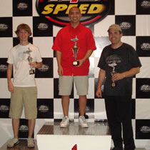 Chal GP Irv Final K1 Speed Irvine   2009 Reverse Challenge GP Final Results!