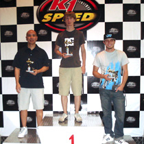 K1 Speed Irvine - May 2009 Challenge GP Results
