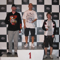 K1 Speed Ontario - April 2009 Challenge GP Results