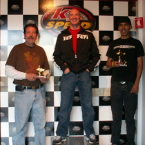 Chall red K1 Speed Seattle / Redmond   April 2009 Challenge GP Results