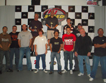 K1 Speed Carlsbad - March 2009 Challenge GP Results