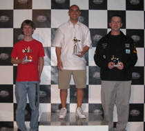 K1 Speed Ontario - May 2009 Challenge GP Results