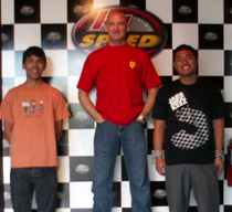 K1 Speed Seattle - May 2009 Challenge GP Results