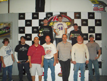 K1 Speed Carlsbad - May 2009 Challenge GP Results
