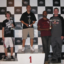 Ontario K1 Speed Ontario   2009 Reverse Challenge GP Season Results!
