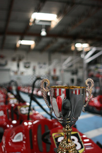 Join Us for the First-Ever Indoor Go Kart Racing Marathon!