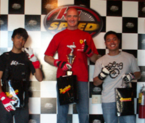 Redmond K1 Speed Seattle   2009 Challenge GP Season 1 Final Results!