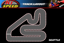 New Track at K1 Speed Seattle