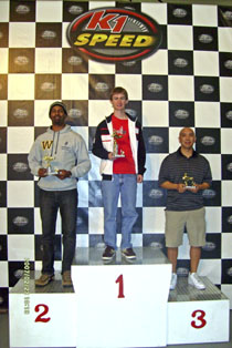Super Track Challenge GP at K1 Speed Ontario