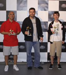 K1 Speed Torrance Grand Opening - Competitors with Top XP Scores Battle It Out
