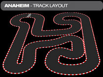 anaheim New Go Kart Track Layout   K1 Speed Anaheim!