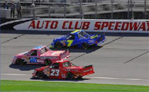 Things to do during the NASCAR Qualifying Day at Auto Club Speedway