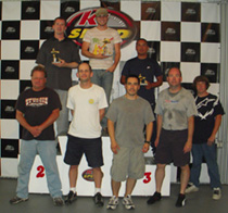 car ChallengeGP K1 Speed Carlsbad   July 2009 Challenge GP Results
