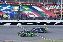 K1 Speed sponsored TRG car wins 1st place at the Rolex 24 Hours at Daytona GT race
