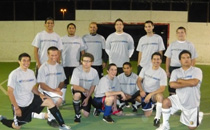 K1 Speed's newest indoor soccer team