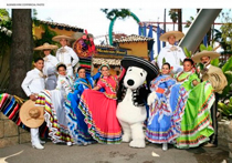 Join K1 Speed at Knott's Berry Farm for the Mexican Fiesta