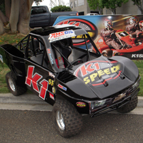 Our K1 Speed Junior Pro Truck Makes Its Debut