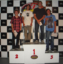 The Etnies Skate Team Visits K1 Speed Carlsbad