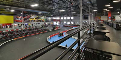 K1 Speed Locations