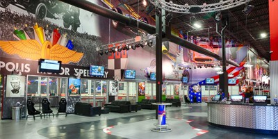 K1 Speed Indianapolis