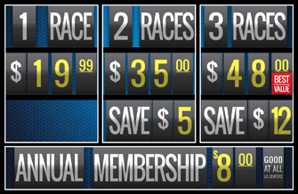 K1 Speed Prices