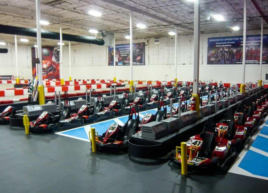 K1 Speed | Indoor Go-Kart Racing Austin