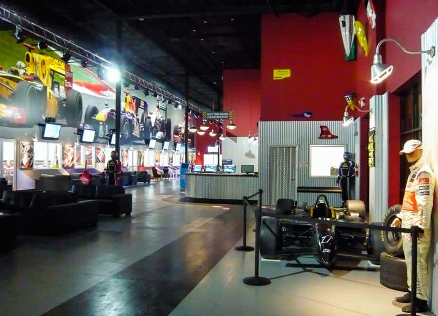 K1 Speed Austin Location