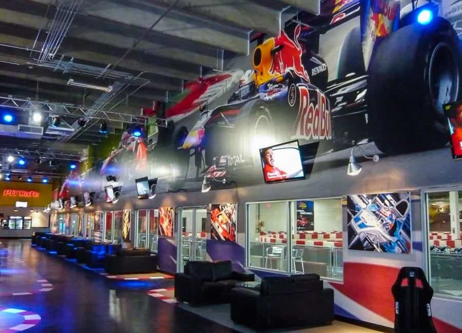 K1 Speed Indoor Go Kart Racing Fort Lauderdale