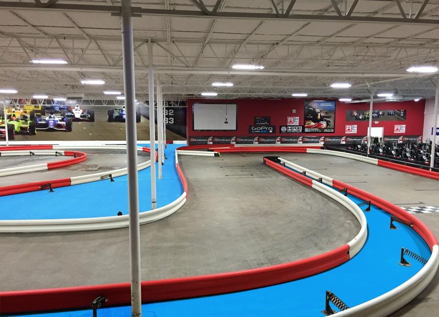 K1 Speed Indoor Go Kart Racing Houston