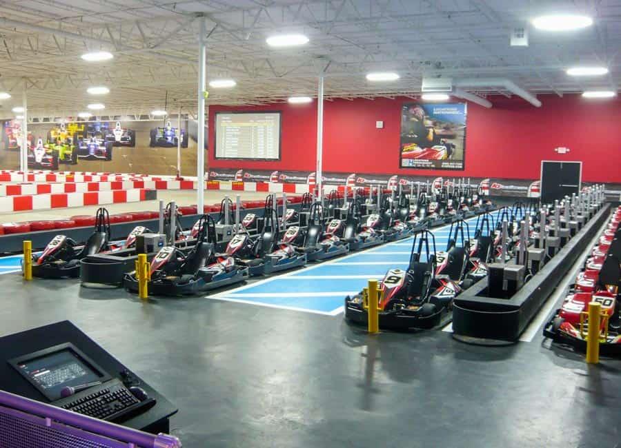 Go Kart Racing Houston >> K1 Speed | Houston Location