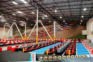 K1 Speed Ontario Pits