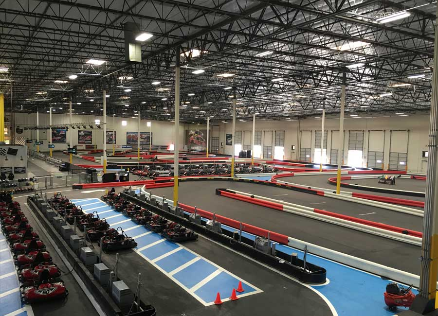 K1 features the most advanced European designed more K1 Speed is the ultimate indoor kart racing experience with locations Nationwide and the fact that K1 Speed is open 7 Category: Race Car Track, Sports Event, Travel, Amusement & Theme Park, Go Kart, Entertainment Venue, Family Event, Golf Carts, Internet Marketing.