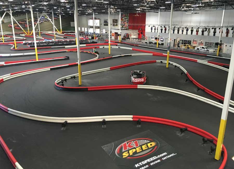 K1 Speed | Indoor Go-Kart Racing Ontario
