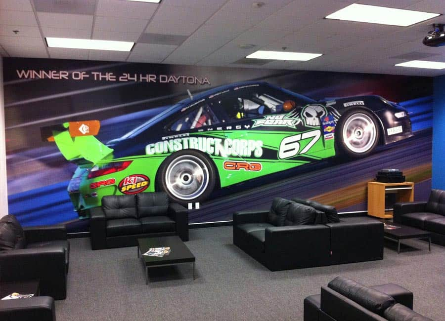 K1 Speed Ontario Meeting Room