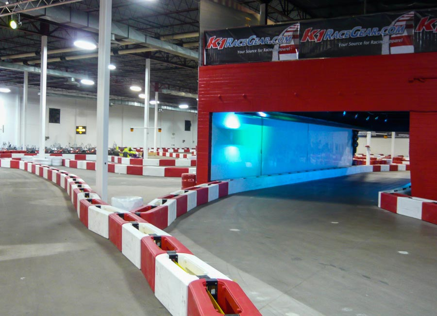 the tunnel at k1 speed phoenix