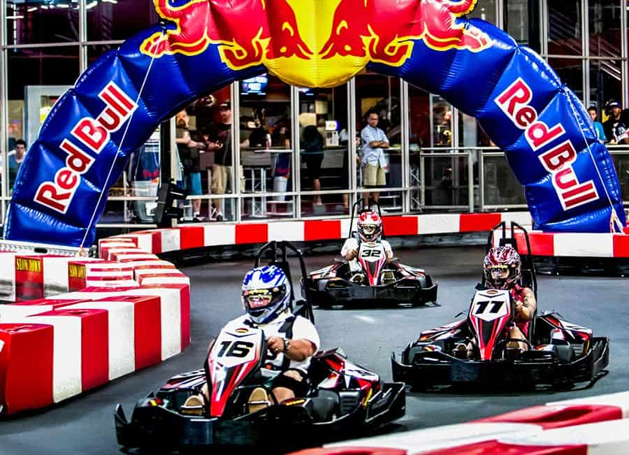 K1 Speed Red Bull Race