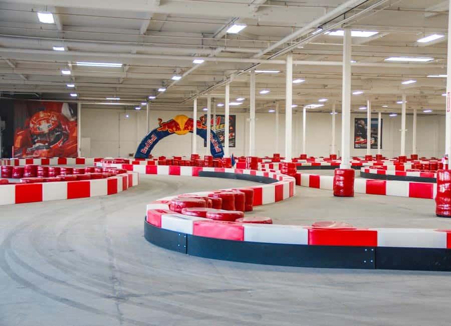 K1 Speed track