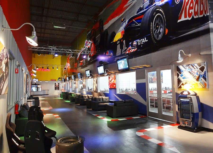 K1 Speed Indoor Go Kart Racing Santa Clara