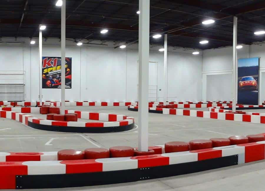 K1 speed indoor go kart racing santa clara for Academy for salon professionals santa clara