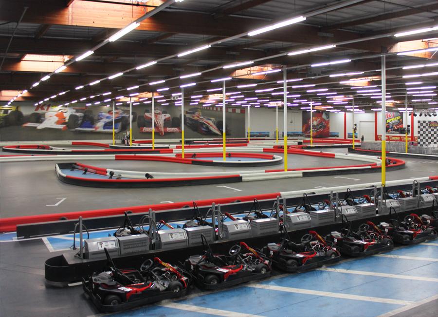 K1 Speed Indoor Go Kart Racing Torrance
