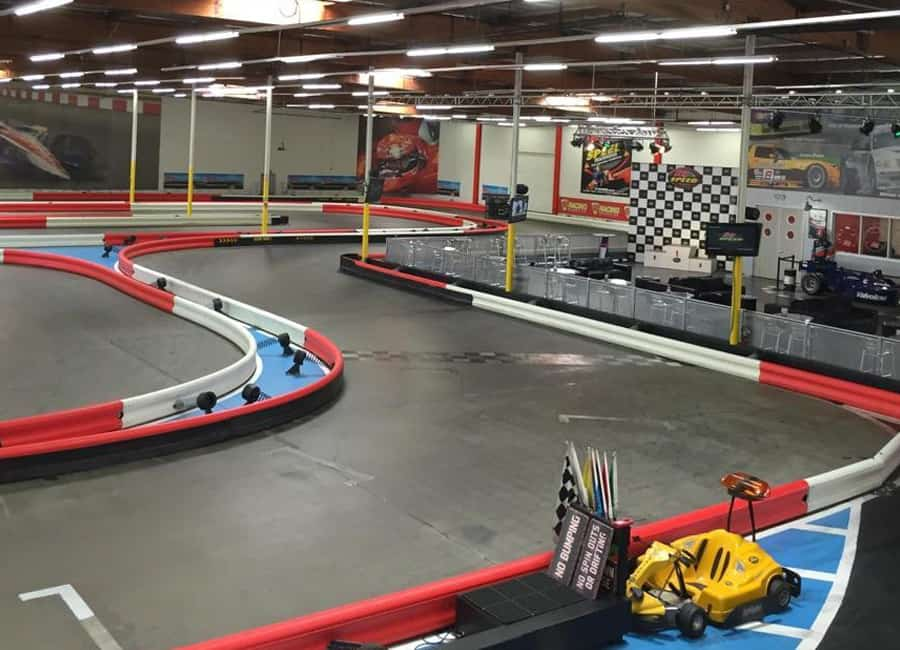 K1 Speed, the world's premier indoor go-kart racing company, is excited to announce the opening of its first Oregon location today, Monday, December Information contained on this page is.