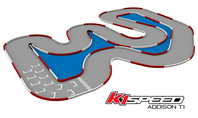 K1 Speed Addison Track 1
