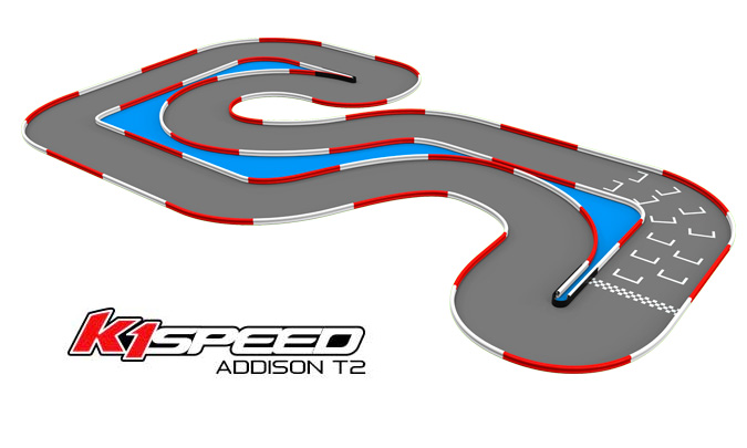 K1 Speed Addison Track 2
