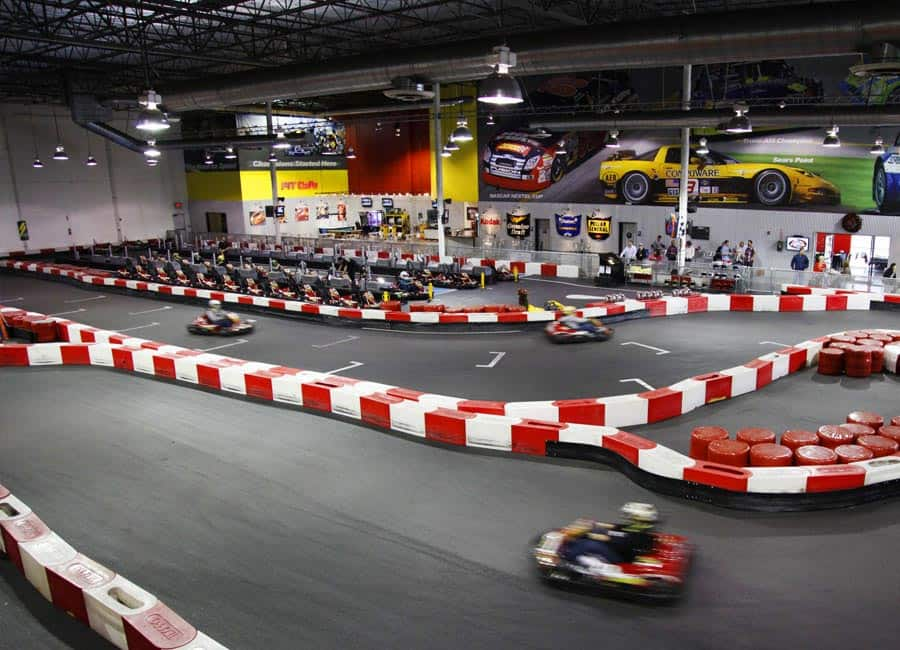 K1 Speed | Anaheim Location