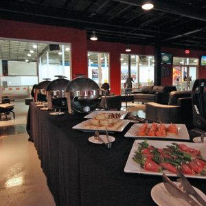 K1 Speed Buffalo Grove Catering