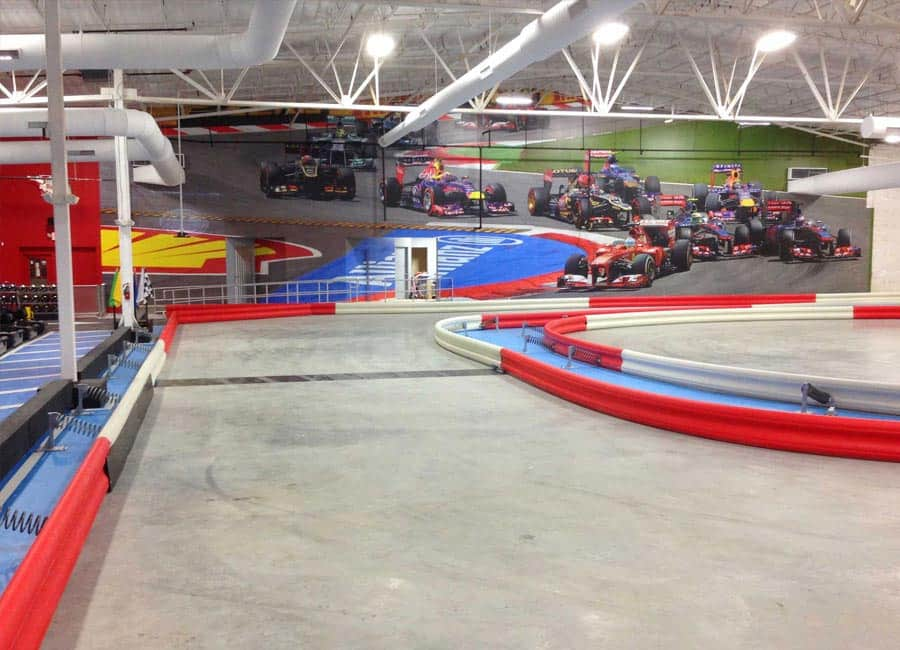 k1 speed arlington track
