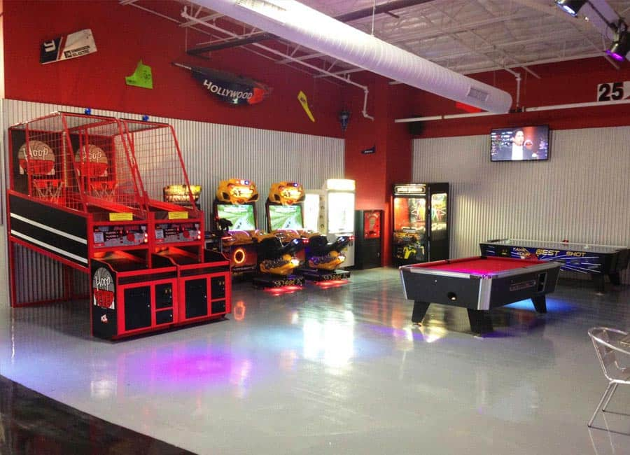 k1 speed arlington game area