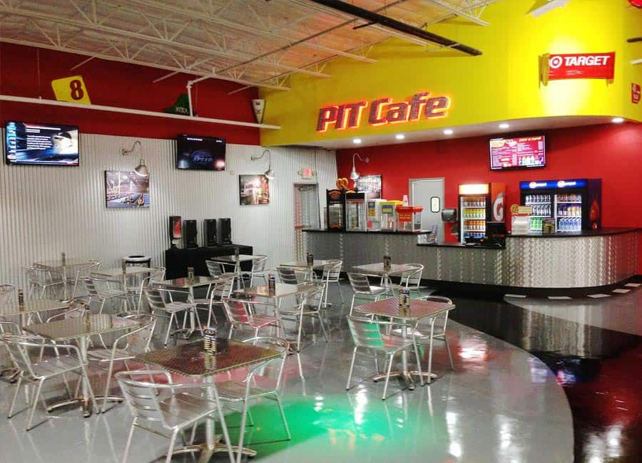 k1 speed pit cafe
